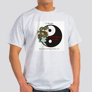 Jasmine Dragon of Colorado Light T-Shirt