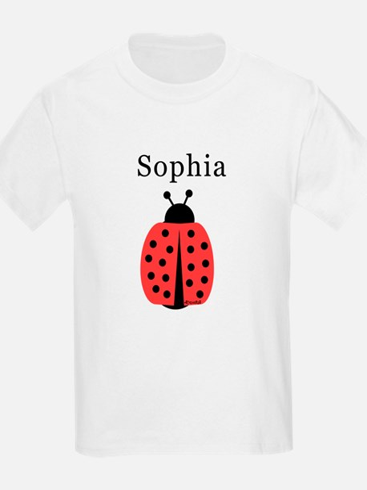 Sophia - Ladybug T-Shirt