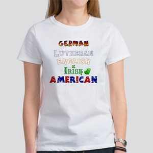 Personalized Nationality Women's T-Shirt