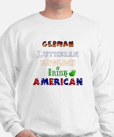 Personalized Nationality Jumper