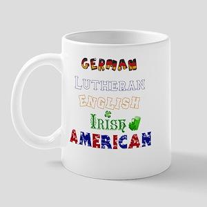 Personalized Nationality Mug