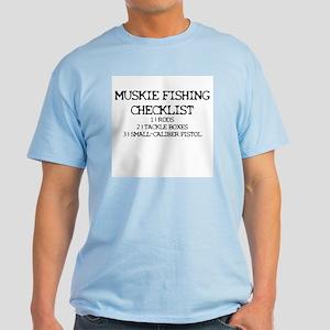 CHECKLIST Light T-Shirt
