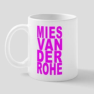 Mies van der Rohe Mug