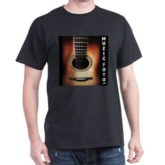 Muzic Foto - Acoustic Dream T-Shirt - T-Shirt