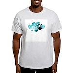 Hibiscus Surf - Light T-Shirt