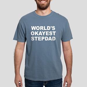World's Okayest Stepdad T-Shirt