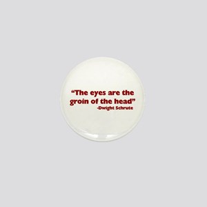 Groin of the Head Mini Button