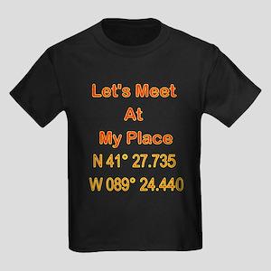 My Place... Kids Dark T-Shirt