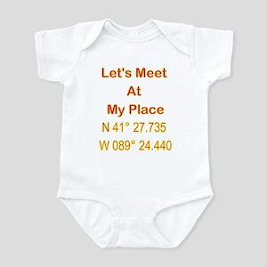 My Place... Infant Bodysuit