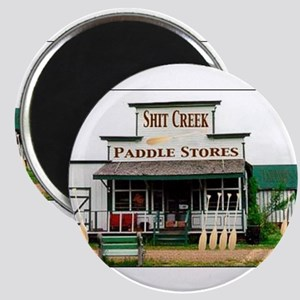 Shit's Creek Paddle Store Magnet
