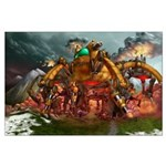 War Stompers Large Poster