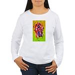 Funky Spider Women's Long Sleeve T-Shirt