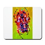 Funky Spider Mousepad