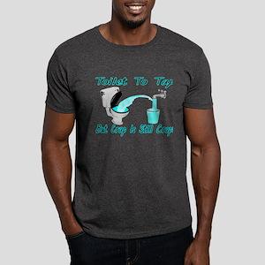 Toilet To Tap Dark T-Shirt