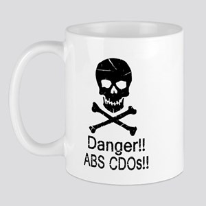 Danger! CDOs! Mug