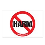 Do No Harm Postcards (Package of 8)