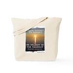 We Delight In The Shabbat Tote Bag