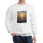 We Delight In The Shabbat Sweatshirt