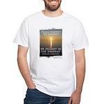 We Delight In The Shabbat White T-Shirt