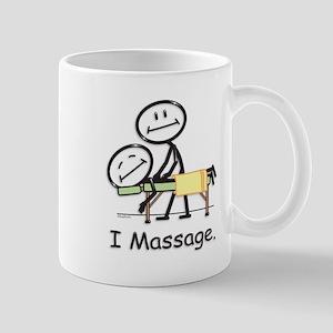 Massage Therapist 11 oz Ceramic Mug