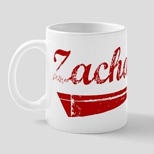 Zachary (red vintage) Mug
