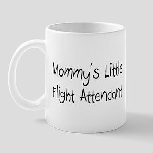 Mommy's Little Flight Attendant Mug