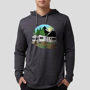 Camping Adventure Long Sleeve T-Shirt