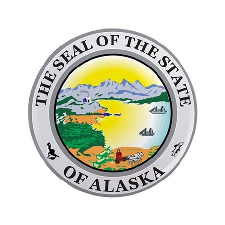 ALASKA-SEAL 3.5 Button
