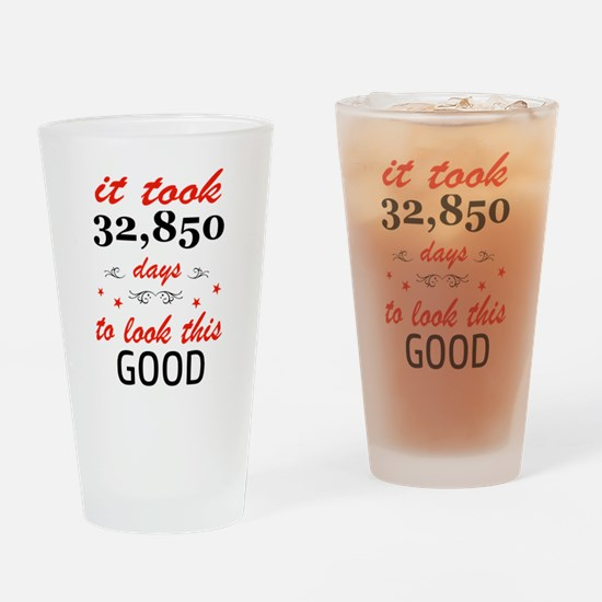 It took 90 years to get this awesom Drinking Glass