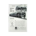 Electro-Motive Diesel 1948 Rectangle Magnet