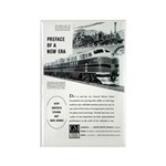 Electro-Motive Diesel 1948 Rectangle Magnet (10 pa