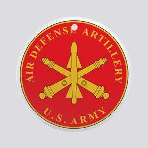 AIR-DEFENSE-ARTILLERY Ornament (Round)