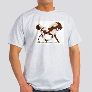 Chestnut Overo Horse Light T-Shirt