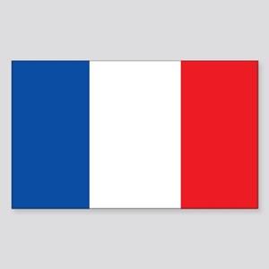FRANCE Rectangle Sticker