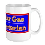 One Dollar Gas Large Mug