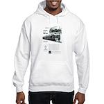 Electro-Motive Diesel 1948 Hooded Sweatshirt