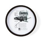 Electro-Motive Diesel 1948 Wall Clock