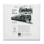 Electro-Motive Diesel 1948 Tile Coaster