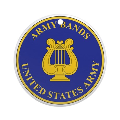 ARMY-BANDS Ornament (Round)