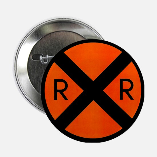 RR Crossing Sign Button