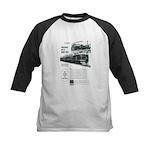Electro-Motive Diesel 1948 Kids Baseball Jersey