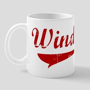 Windle (red vintage) Mug