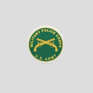 MILITARY-POLICE Mini Button