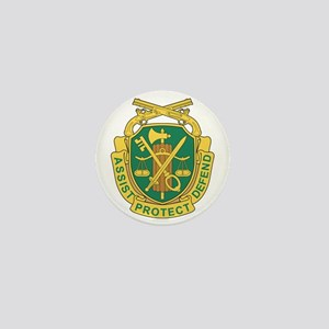 MILITARY-POLICE-CORPS Mini Button