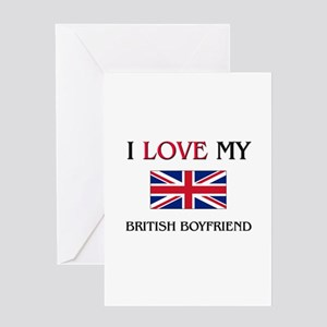 British women greeting cards cafepress i love my british boyfriend greeting card m4hsunfo