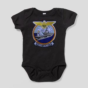 USS ANTIETAM Infant Bodysuit Body Suit