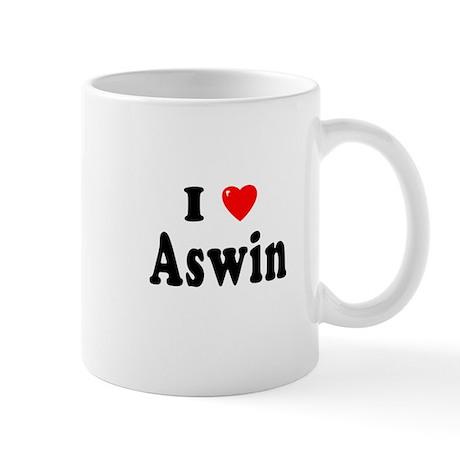 aswin name