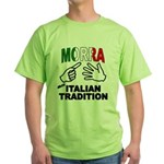 Morra Green T-Shirt