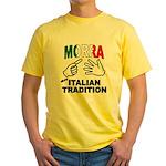 Morra Yellow T-Shirt