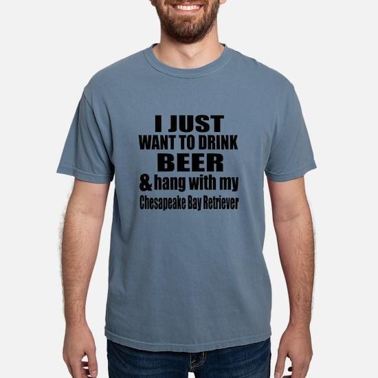 Hang With My Chesapeake Bay Retrieve T-Shirt